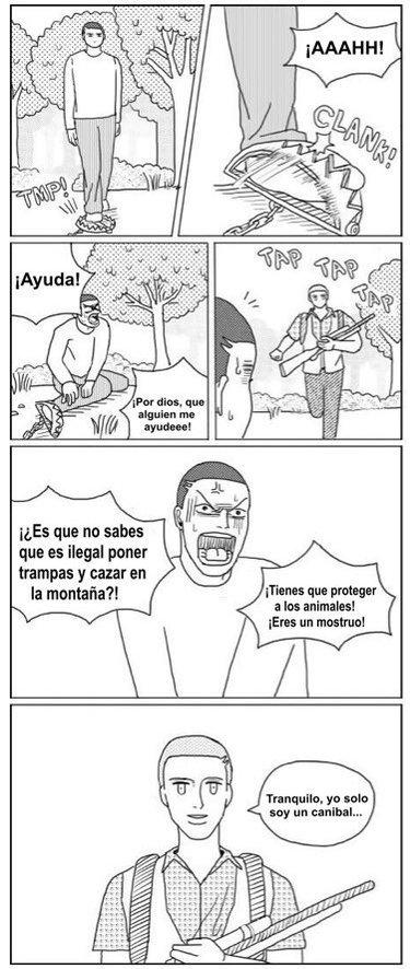 Canibales.... - meme