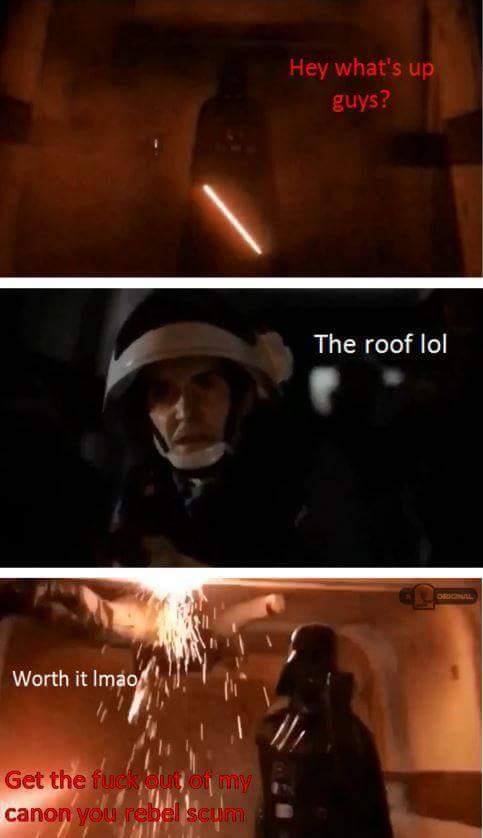 Anakin, stop panakin - meme