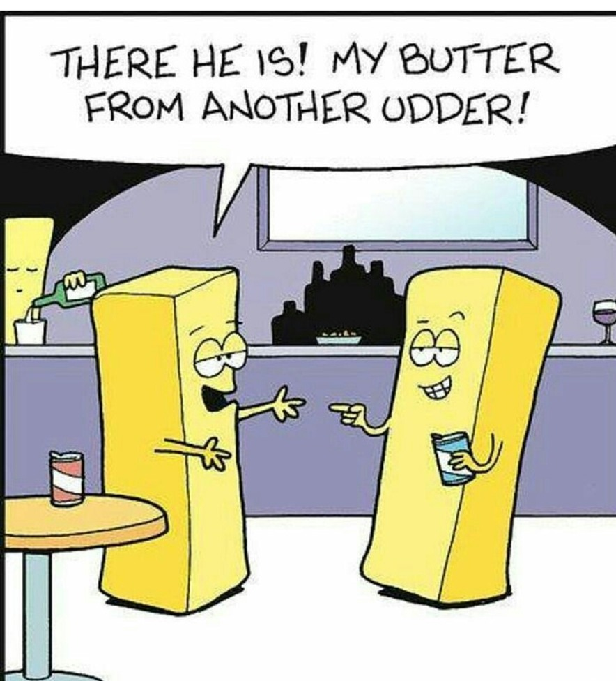 Butter me - meme