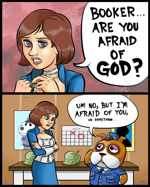 Loved bioshock infinite - meme