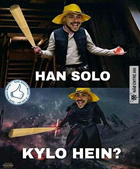 Han Hein - meme