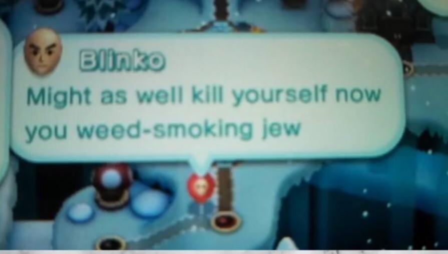 weed smoking jews - meme