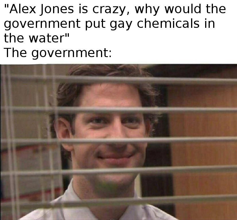 Alex jones is Swole - meme