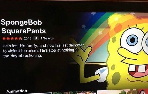 spongebugs - meme