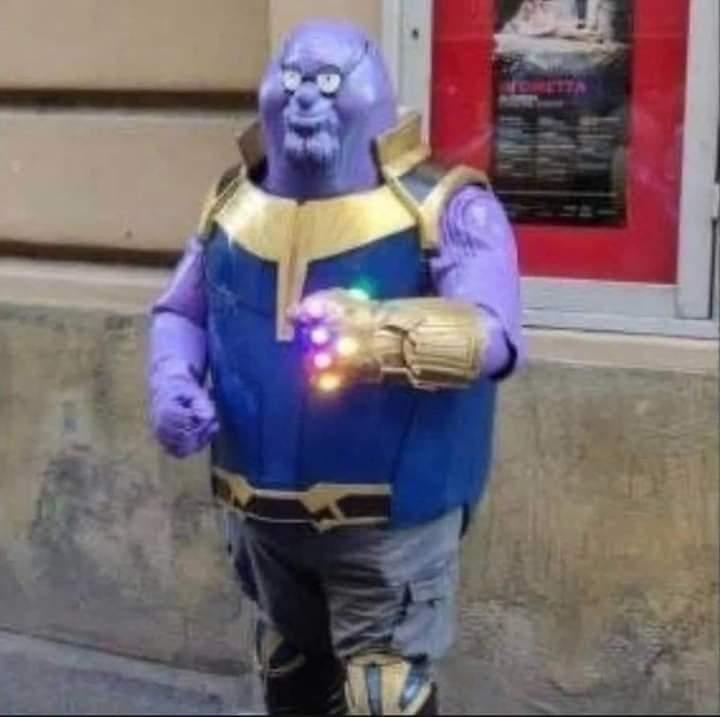 Thanos Griffn - meme