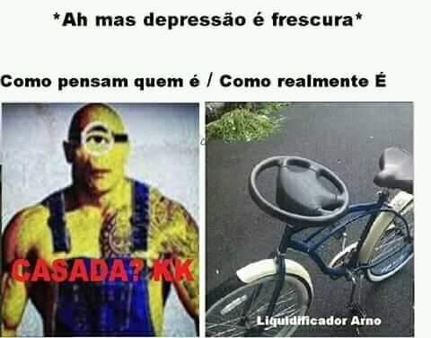Depressor no és frescura ademir :( - meme