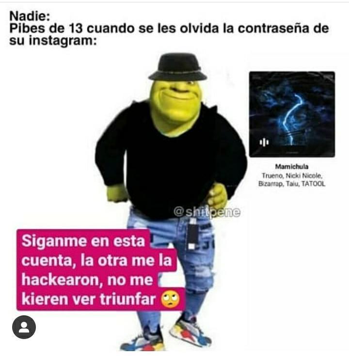 Me Hakeªr0n l4 Cu3nTã - meme