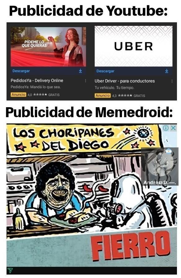 Un capo el Diego:boomer: - meme