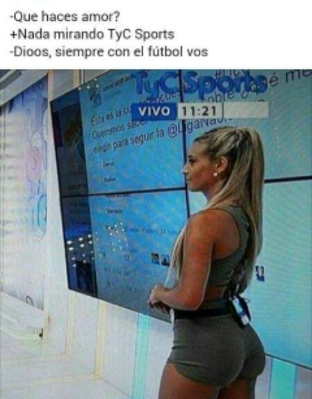 Bien argentino - meme