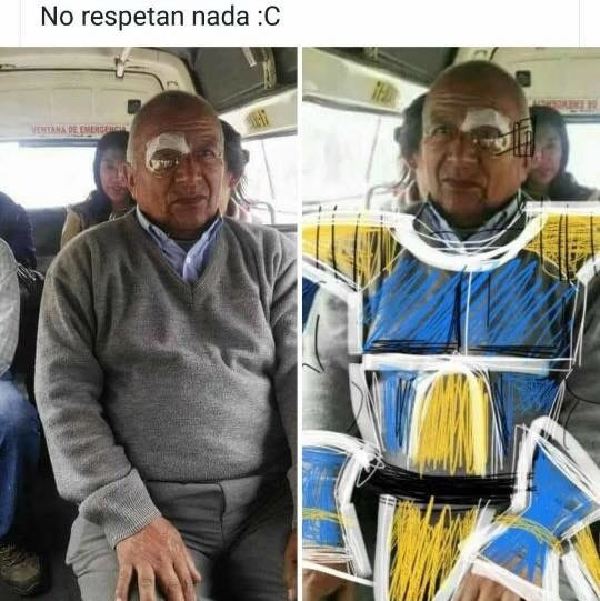 Insecto - meme