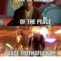 Samuel l. Jackson was the best jedi