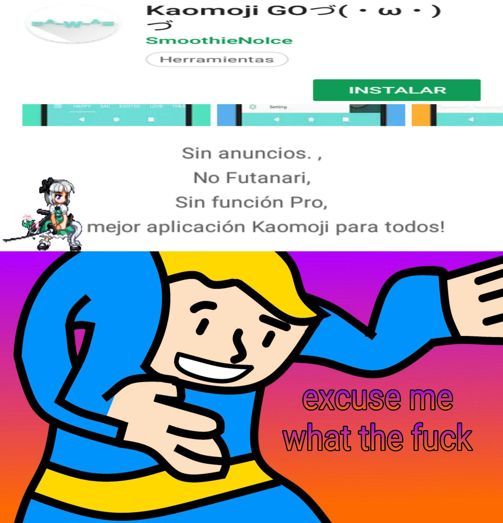 WTF no futa? - meme