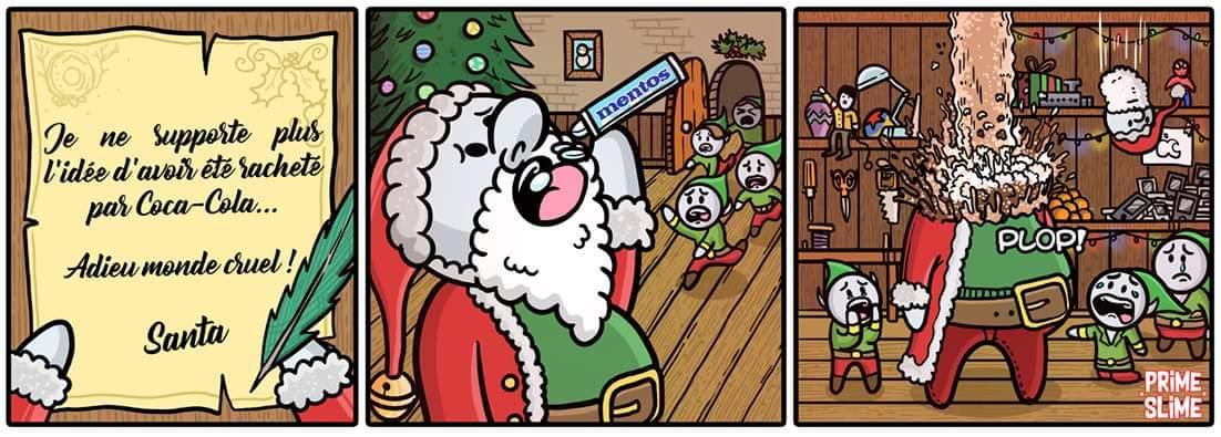 Pas de cadeaux - meme