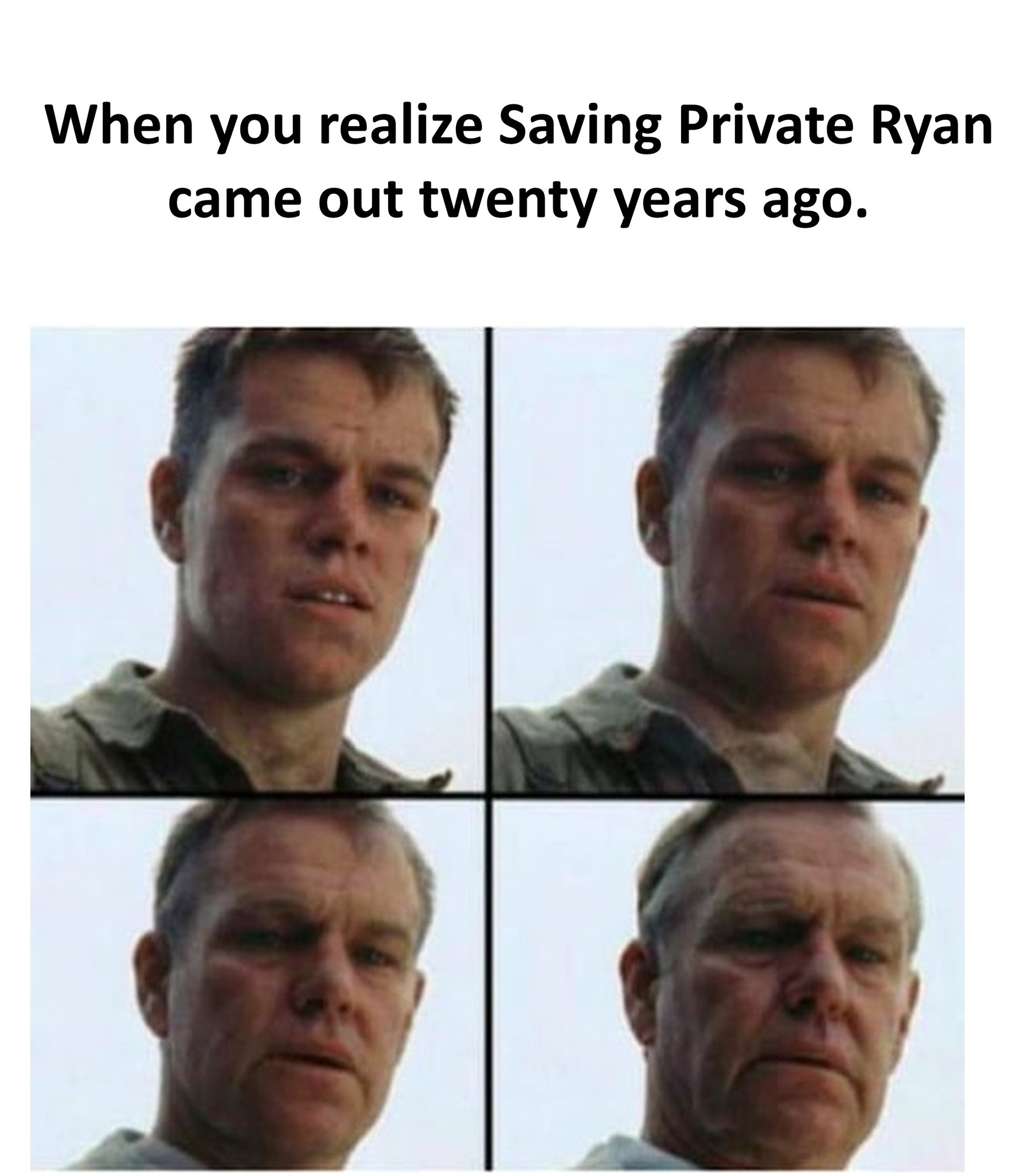 Saving Private Ryan - meme