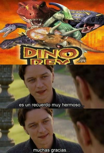 dino rey :'( - meme