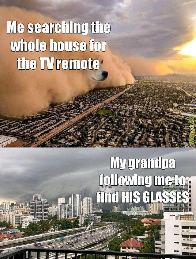 Granpa - meme
