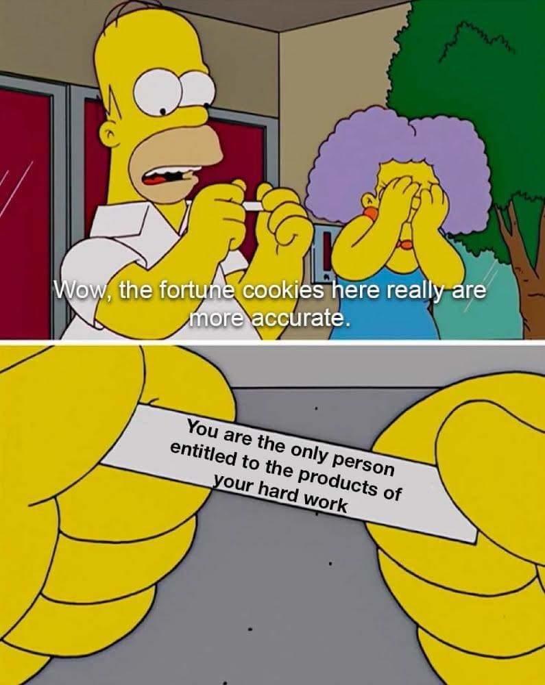 Entitlements - meme
