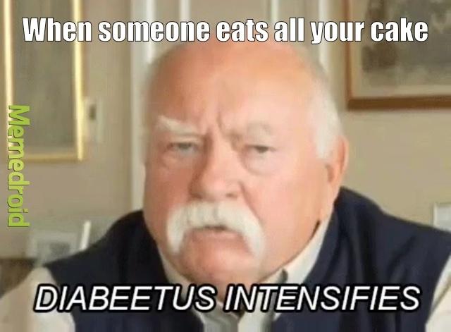 diabeetus :megusta: - meme
