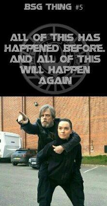 Star wars 8 is BSG confirmed - meme