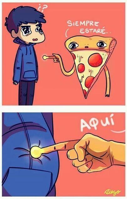 Pizza - meme