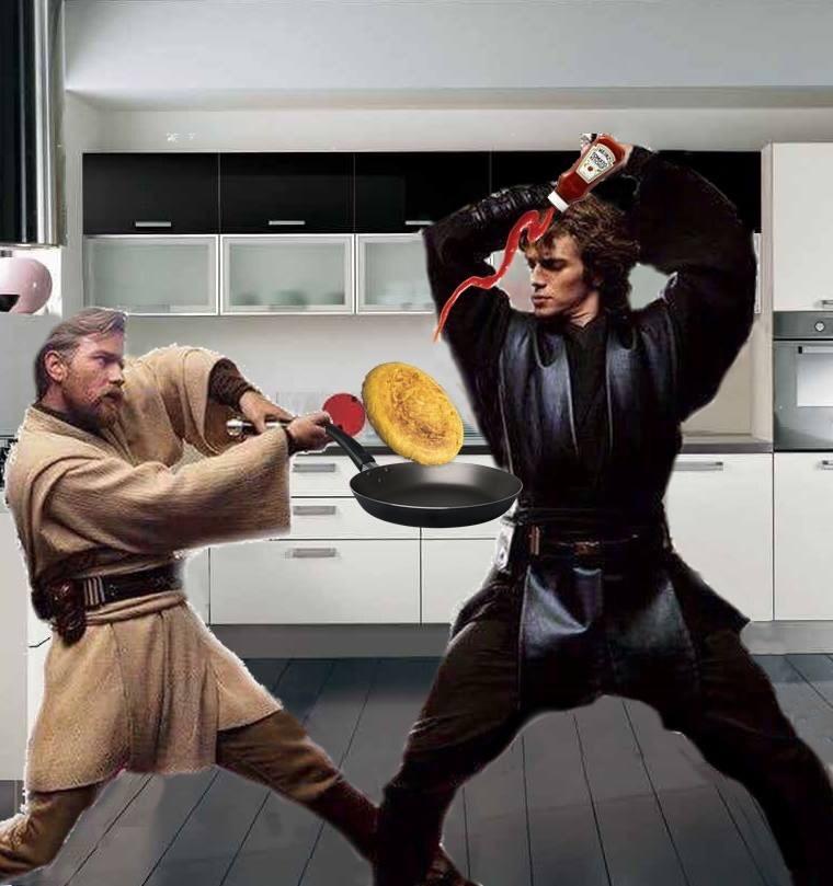 Master J̶E̶D̶I̶ chefs - meme