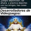 Viva Desarrollador de Videojuegos Rey
