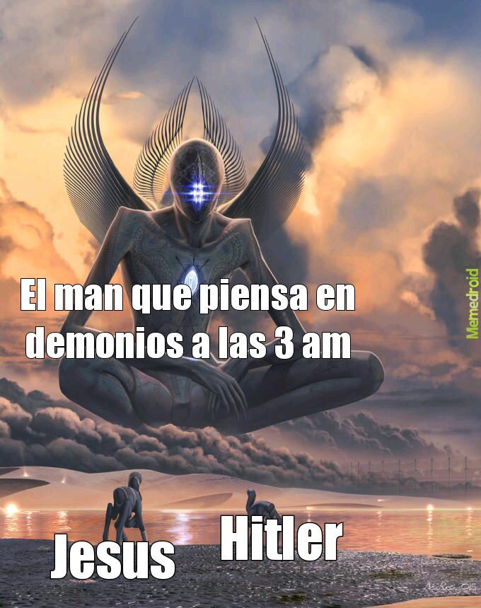 DEMONIAACO - meme