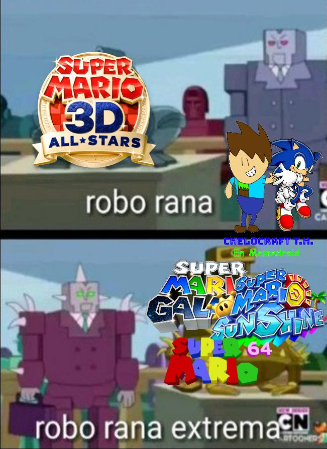 Los Originales Son Mejor Que Los Ports De Switch - meme