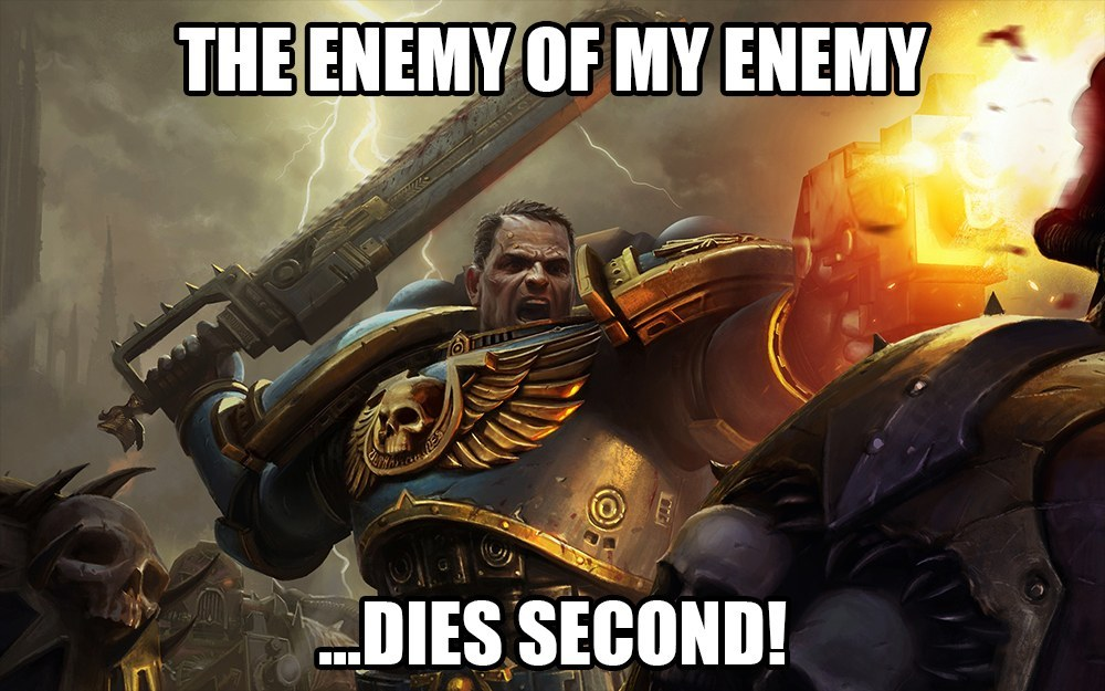 For the emperor! - meme