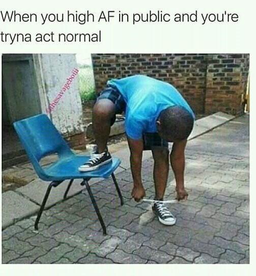 High af - meme