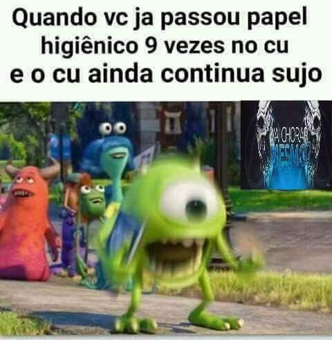 Q MERDA - meme