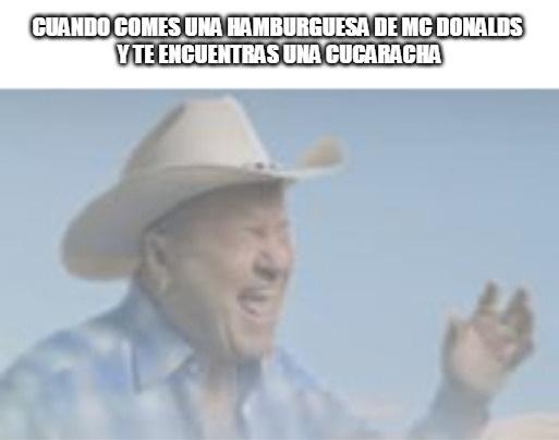la cucaracha - meme