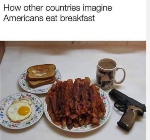 The breakfast - meme