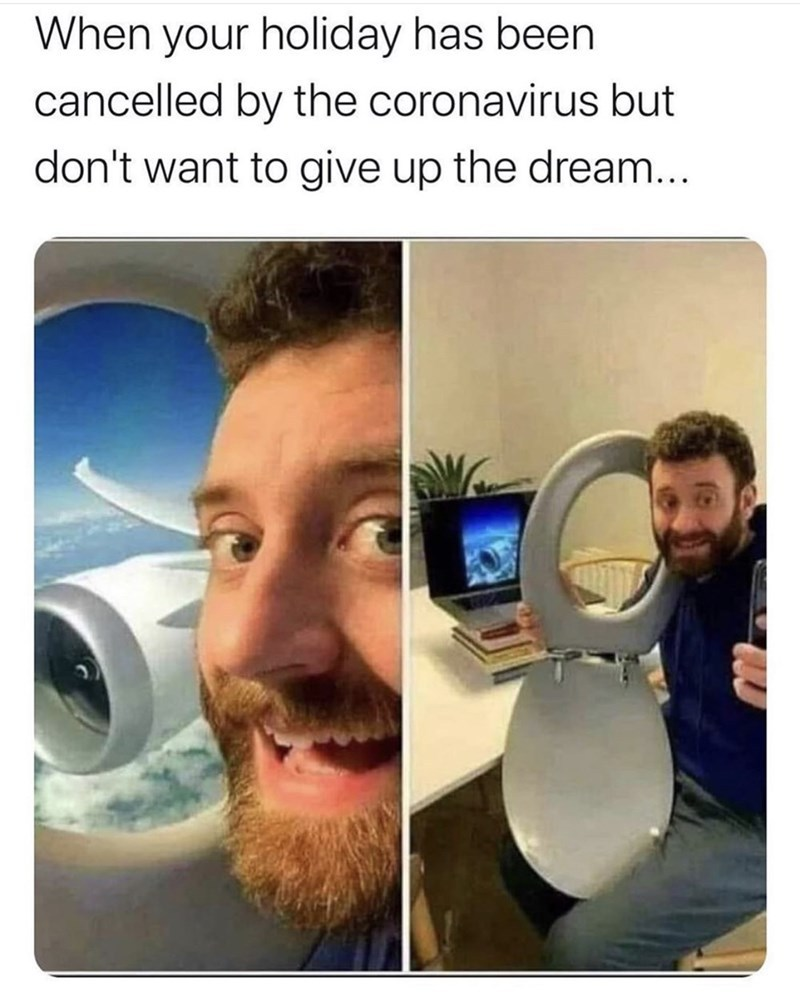 Always dream big - meme