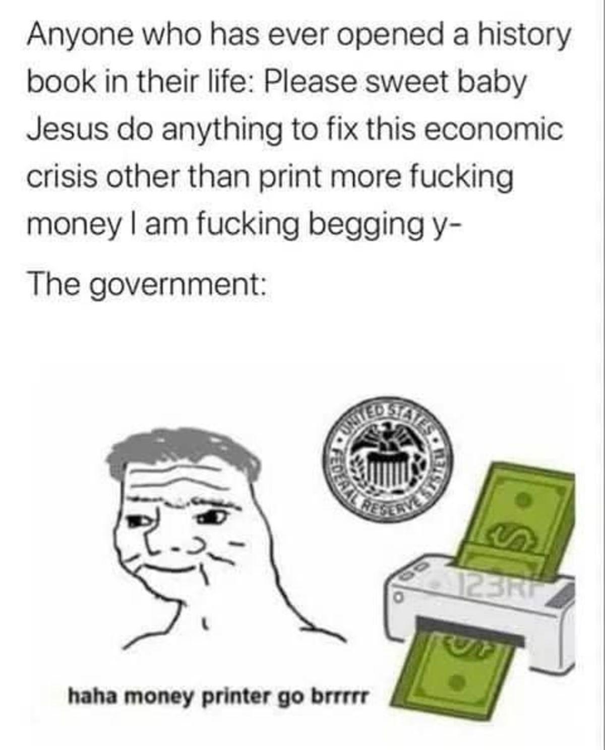 Brrr - meme