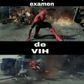 Nooo spiderman eso no es de cracks