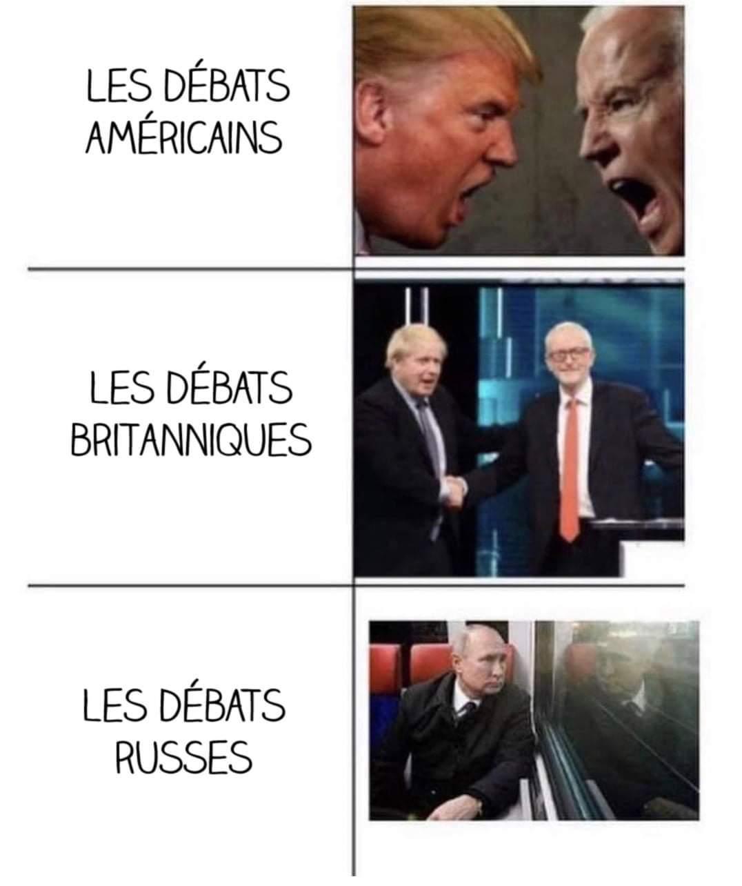 Aucun débat - meme