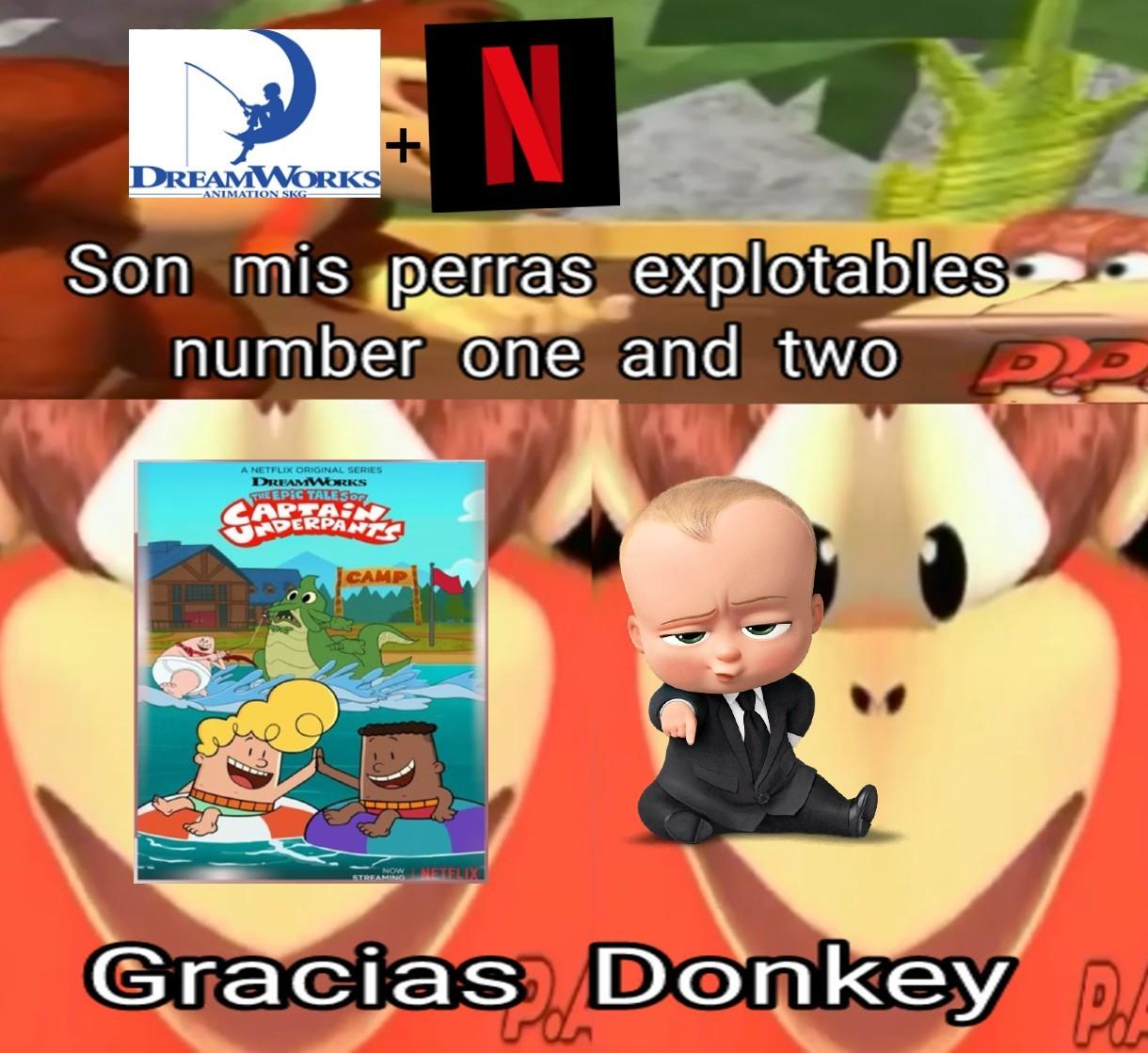 a mi o me gustan, en especial la del bebe ese, esta rara - meme