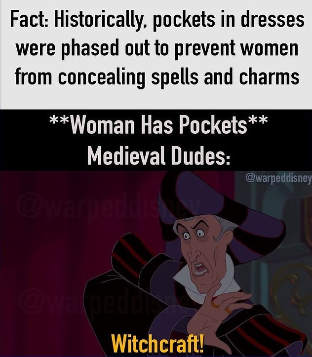 she's a witch - meme