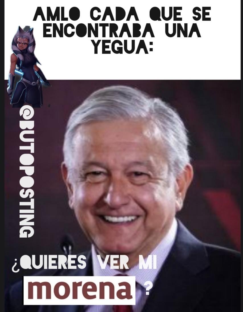 El regreso de Butoelquelolea175 - meme