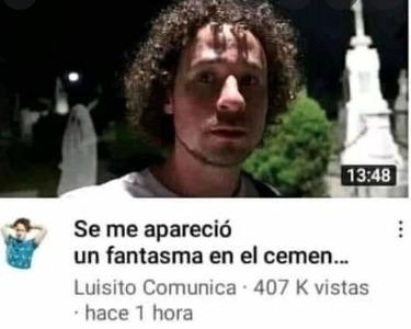 Luisillo Pillo Palomo #7 - meme