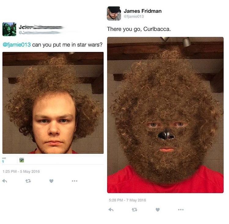 go comment random shit on next post - meme
