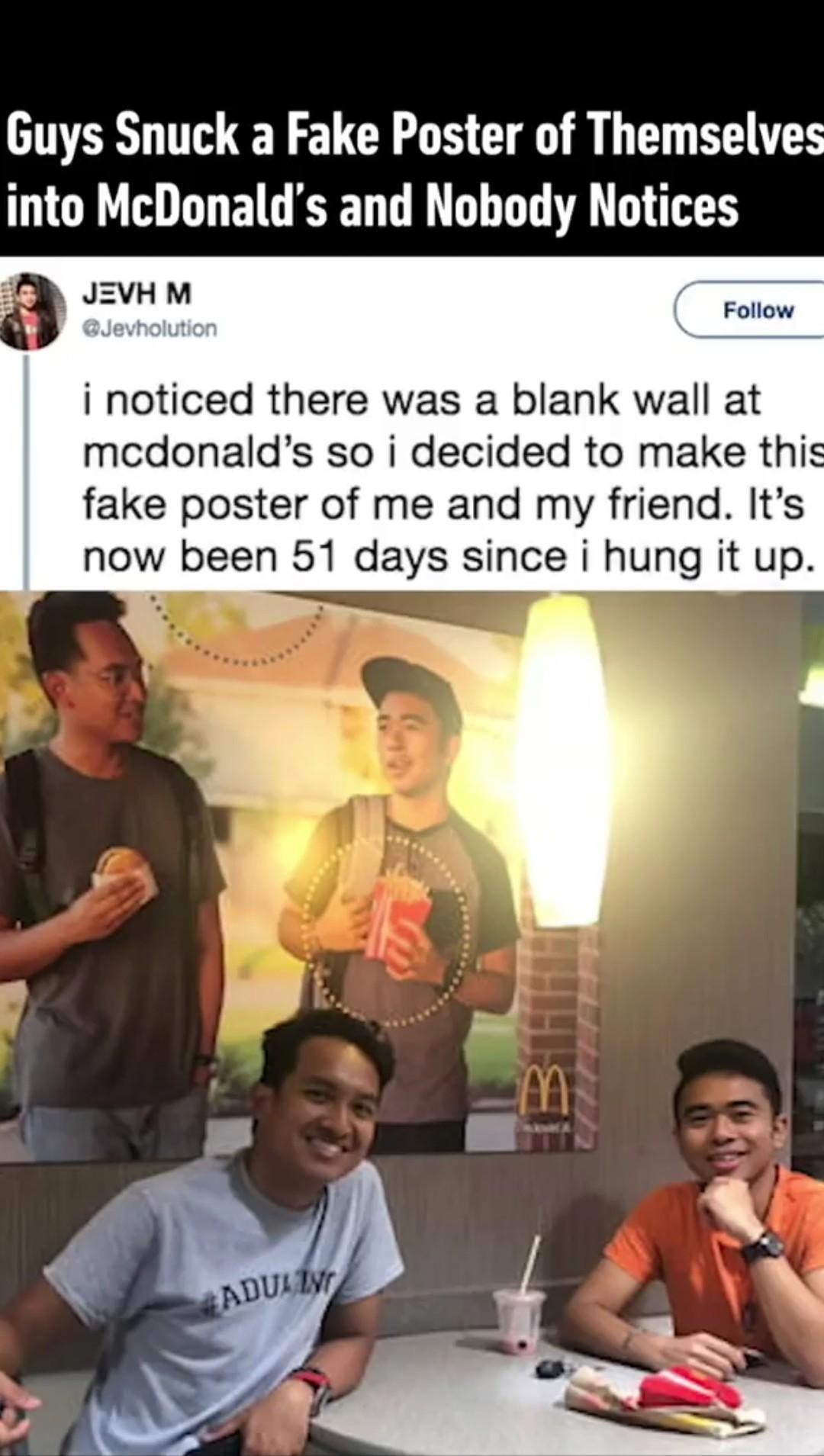 Fake poster - meme