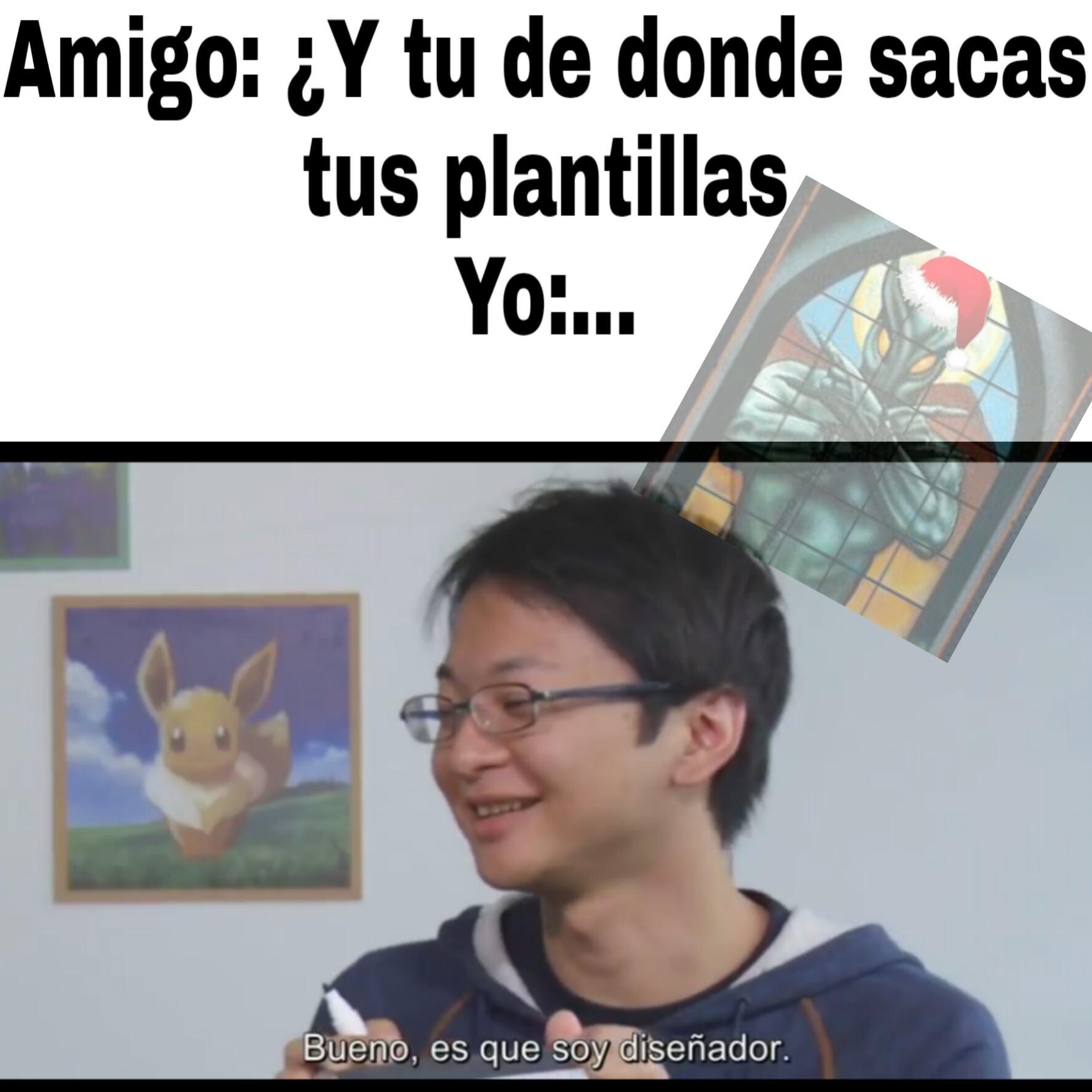 Pokemon oficial es - meme