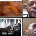 La morte di Mufasa nel film è peggio che nel cartone