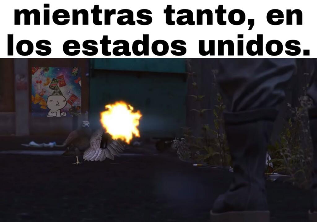 Cuanto atentado... - meme