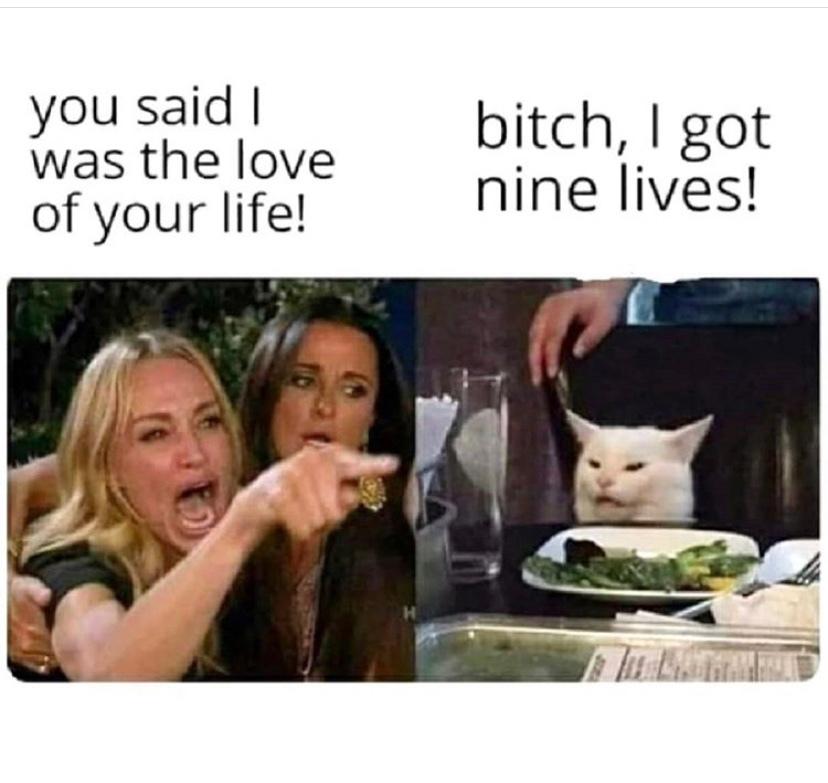 one love for each live duh - meme