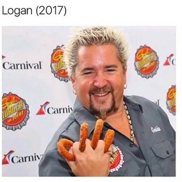 He need to go to Flavortown - meme