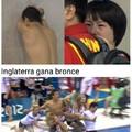 Plata= casi lo logro oro /bronce= logre ganar