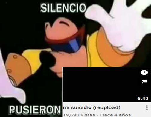mi suicidio (reupload) - meme